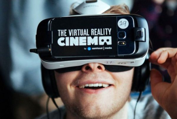 virtual reality cinema