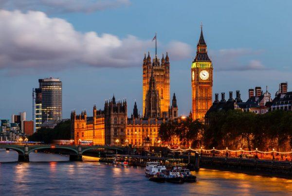 london virtual reality