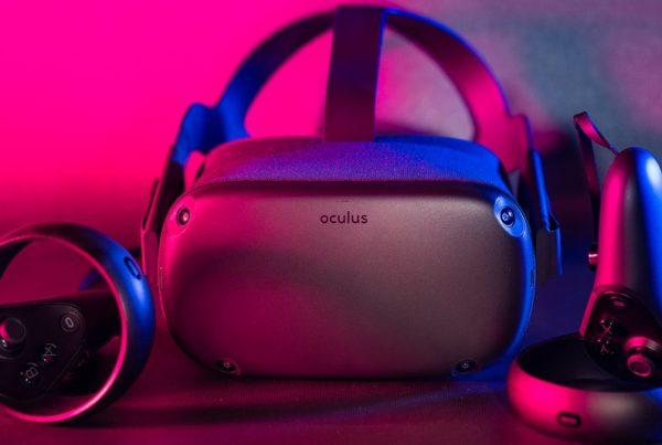 vr oculus gorilla